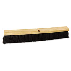"Floor Brush Head, 24"" Head, Polypropylene Bristles - C-PP"