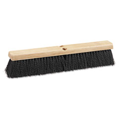 "Floor Brush Head, 18"" Head, Polypropylene Bristles - C-PP"